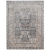 This item: Belmont Graphite Rectangle 8 Ft. 7 In. x 11 Ft. 6 In. Rug