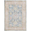 This item: Century Navy Rectangle 5 Ft. 3 In. x 7 Ft. 3 In. Rug