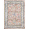 This item: Century Living coral Rectangle 3 Ft. 11 In. x 5 Ft. 11 In. Rug
