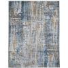 This item: Cairo Blue Tan Polypropylene Rectangle 2 Ft. x 3 Ft. Rug