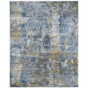 This item: Cairo Gray Gold Rectangle 7 Ft. 10 In. x 10 Ft. 10 In. Rug