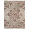 This item: Eternal Beige Rectangle 5 Ft. 7 In. x 7 Ft. 6 In. Rug