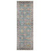 This item: Eternal Turquoise Runner 2 Ft. 7 In. x 7 Ft. 6 In. Rug