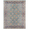 This item: Eternal Turquoise Rectangle 3 Ft. 11 In. x 5 Ft. 11 In. Rug