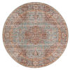 This item: Eternal Seafoam Green Round 6 Ft. 7 In. x 6 Ft. 7 In. Rug