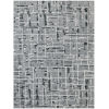 This item: Perla Gray Rectangle 7 Ft. 6 In. x 9 Ft. 6 In. Rug