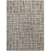 This item: Perla Vintage Khaki Rectangle 7 Ft. 6 In. x 9 Ft. 6 In. Rug