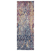 This item: Manhattan Multicolor Runner: 2 Ft. 6 In. x 7 Ft. 6 In. Rug