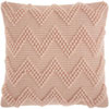 This item: Life Styles Large Chevron Rose 20 In. Throw Pillow