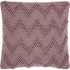 This item: Life Styles Large Chevron Lavender 20 In. Throw Pillow
