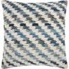 This item: Life Styles Woven Denim Diagonal Denim 20 In. Throw Pillow