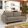 This item: Empress Upholstered Sofa in Oatmeal