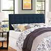 This item: Lily King Fabric Headboard in Navy