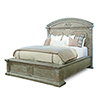 This item: Arch Salvage Parch Chambers King Panel Bed