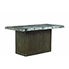 This item: Geode Kona and Facet Mineral Kitchen Island
