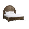This item: American Chapter King Makers 87-Inch Conservatory Bed