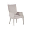 This item: La Scala Ivory 41-Inch Host Chair