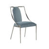 This item: La Scala Nickel 37-Inch Sling Chair, Set of Two