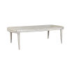 This item: La Scala Ivory 100-Inch Dining Table