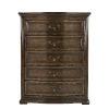 This item: Kingsport Medium Oak 46-Inch Five-Drawer Chest