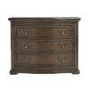 This item: Kingsport Medium Oak 46-Inch Kingsport Bachelors Chest