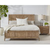 This item: Passage Light Oak Queen Bed Set, 5-Piece