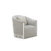 This item: Summer Creek Harbor White 34-Inch Hatteras Spa Swivel Chair