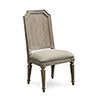 This item: Arch Salvage Mills Parch Side Chair, Set of Two