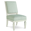 This item: Roseline Linet Upholstered Side Chair