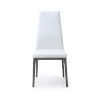 This item: Ricky White and Gray Dining Chair
