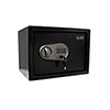This item: Black 13-Inch Personal Safe with Keys