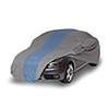 This item: Defender Light Grey and Gulf Blue Car Cover for Sedans up to 22 Ft. Long