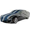 This item: Rally X Defender Grey and Navy Blue Car Cover for Sedans up to 14 Ft. 2 In. Long