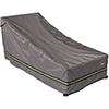 This item: Soteria Grey RainProof 86 In. Patio Chaise Lounge Cover