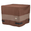 This item: Ultimate Mocha Cappuccino 32-Inch Square Air Conditioner Cover