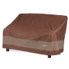 This item: Ultimate Mocha Cappuccino 51-Inch Patio Bench Cover