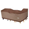 This item: Ultimate Mocha Cappuccino 100-Inch General Purpose Furniture Cover