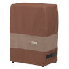 This item: Ultimate Mocha Cappuccino 19-Inch Square Smoker Grill Cover