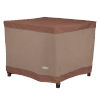 This item: Ultimate Mocha Cappuccino 40-Inch Square Table Cover
