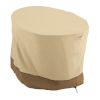 This item: Ash Beige and Brown Papasan Patio Chair Cover