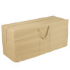 This item: Palm Sand Patio Cushion and Cover Storage Bag