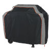 This item: Aspen Black and Grey 64-Inch BBQ Grill Cover