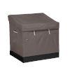 This item: Maple Dark Taupe 85 Gallon Deck Box