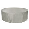 This item: Maple Grey Round Table and Chair Cover