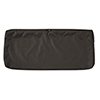 This item: Maple Espresso 48 In. x 18 In. Patio Bench Settee Cushion Slip Cover