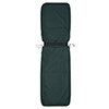 This item: Maple Mallard Green 72 In. x 21 In. Patio Chaise Lounge Cushion Slip Cover