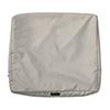 This item: Maple Mushroom 23 In. x 20 In. Patio Back Cushion Slip Cover