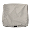 This item: Maple Mushroom 25 In. x 22 In. Patio Back Cushion Slip Cover