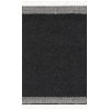 This item: Aries Charcoal 47-Inch Rug