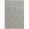 This item: Claire Ocean and Gold 7 Ft. 10 In. x 10 Ft. 2 In. Power Loomed Rug